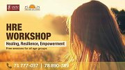 HRE Workshop, Healing, Resilience and Empowerment
