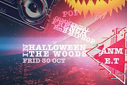 Hip Hop Halloween in the Woods at Arzat Camping
