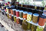 Farmers Market in Hadath