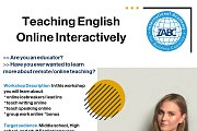 Teaching English Online Interactively (Online Workshop) by IABC