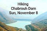 Hiking in Sadd Chabrouh Water dam with Profit365