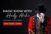 Magic Show with Hady Akiki at Pub Theatre