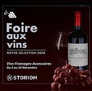 Foire aux Vins at Storiom Saliba