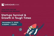 Startups Survival & Growth in Tough Times - Free Online Interactive Session by I Have Learned Academy