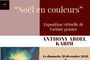 """Noël en Couleurs"", Virtual Exhibition"