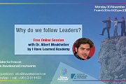 Why do we follow Leaders - Free Online Session with I Have Learned Academy
