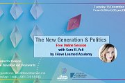 The New Generation & Politics - Free Online Session with I Have Learned Academy
