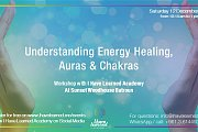 Understanding Energy Healing, Auras & Chakras - Workshop with I Have Learned Academy at Sunset Woodhouse Batroun