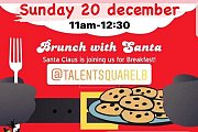 Brunch With Real Santa at The Village Dbayeh