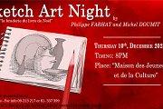 Sketch Art Night