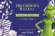 The Grinch's Market at Pool d' Etat