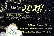 New Year Eve at Belbol Village