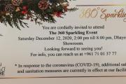 360 Sparkling Event