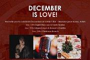 December is Love at Iskandar guesthouse