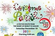 Christmas Parade - Festive route - Societe Saint Vincent de Paul