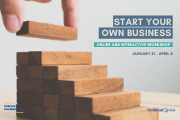 Online Start Your Own Business