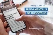 Online Fundamentals of Budgeting Workshop