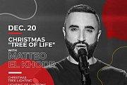 Christmas Tree of Life with Matteo El Khodr