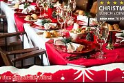Christmas Lunch & Diner at The Smallville Hotel