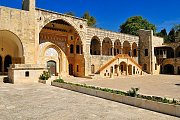 Beiteddine Palace & Deir el Qamar Guided Tour