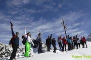 Ehmej Snowshoeing with Vamos Todos