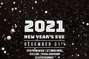 New Year's Eve 2021 at Dirty Laundry