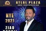 Ziad Bourji Live on NYE at Atlal Plaza