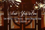 New Year's eve at the Long Yin - Regency Palace Hotel