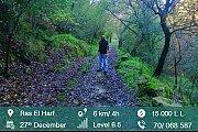 Hiking Ras El Harf