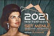 New Year's Eve 2021 at Jackie O