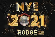 NYE 2021 Live From Home with Rodge