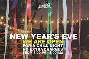 New Years Eve At Yardbird