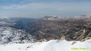 Arz to Bekaa Kafra Snowshoeing with Vamos Todos
