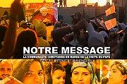 """Projection de """"Notre Message"""" à Zico House"""