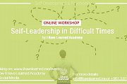 Self-Leadership & Inner Strenght in Difficult Times - Online Workshop with I Have Learned Academy