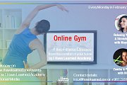 Online Gym - Weekly Live Fitness Classes by I Have Learned Academy