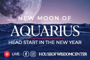 New Moon of Aquarius