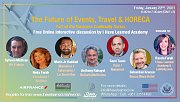 The Future of Events, Travel & HORECA - Free Online Panel Discussion by I Have Learned Academy