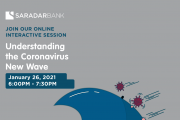 Understanding the Coronavirus New Wave - Free Online session by I Have Learned Academy & Saradar Bank