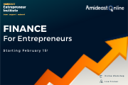 Online Finance for Entrepreneurs Workshop
