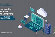 All you need to know about Cloud Computing - Free Online session by I Have Learned Academy & Saradar