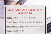 Ace Your Job Interview Workshop