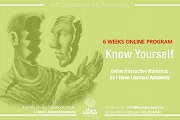 Know Yourself - An online program by I Have Learned Academy