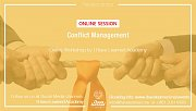 Conflict Management - Online Workshop by I Have Learned Academy