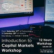 Capital Markets Workshop