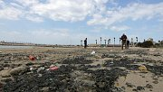 Clean-up the coast of Tyre  with Vamos Todos - Part 1