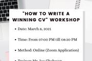 How To Write A Winning CV with Career Coach Joe Chahwan