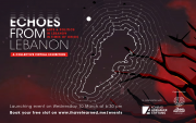 Launching event of Echoes from Lebanon - A Collective Virtual Art Exhibition