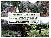 Bchaaleh-Assia Hike
