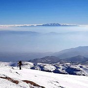 Snowshoeing over Mount Sannine | Lebanon by Nature